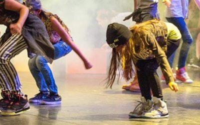 Eveil à la danse moderne