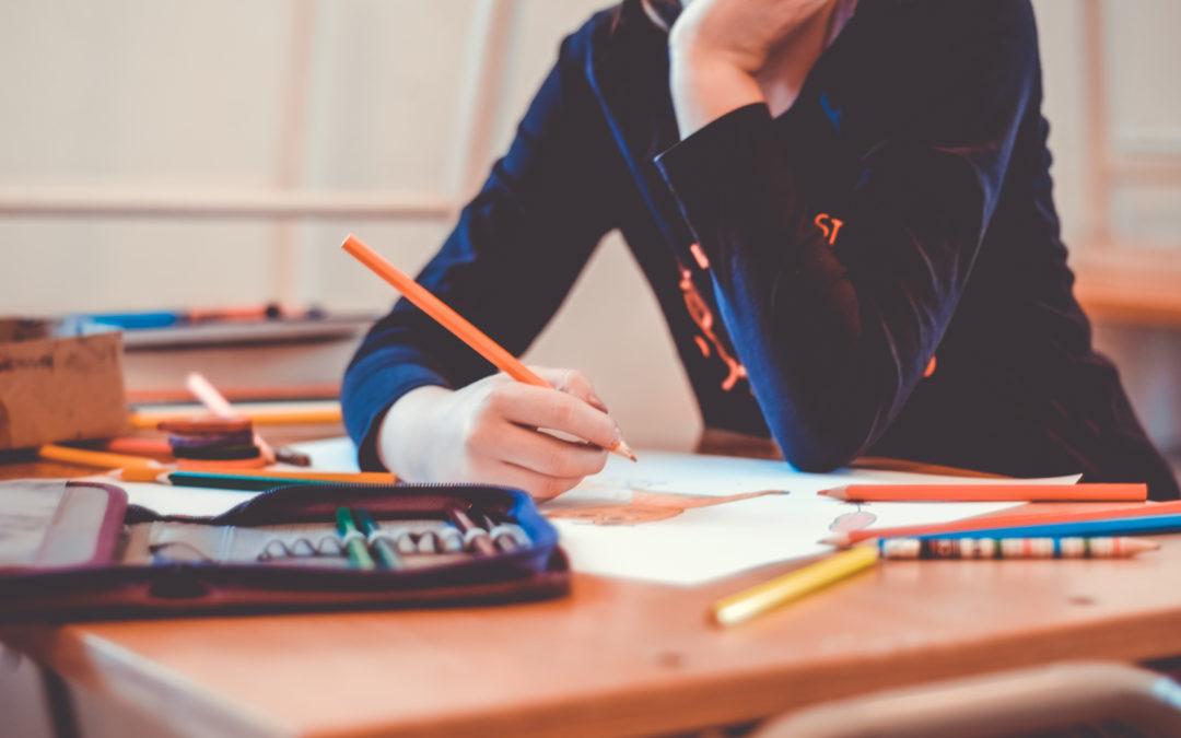 Atelier d'aide aux devoirs
